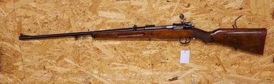 Mauser, cal 9x57?, TT=2