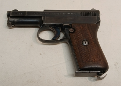 Mauser 6,35 TT=3