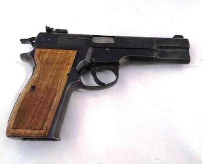Mauser cal 9 mm, TT=3