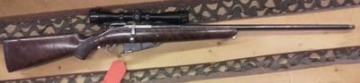 Metsästyskivääri cal.7,62x53R