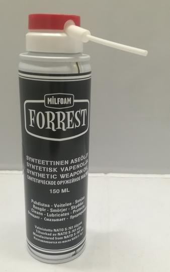 Milfoam Forrest aseöljy 150ml spray