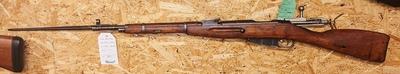 Mosin Nagant M44 Ratsuväenkivääri, cal 7,62x54R, TT=2