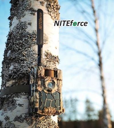 NITEforce Stream LTE 4G 24MP FullHD etäohjattava riistakamera