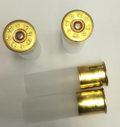 Nallitettu hylsy 12/70, kanta 25mm