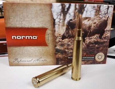 Norma 7x64 Oryx 11,0g/170gr 20kpl