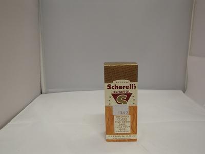 Original Scherell's tukkiöljy vaalea