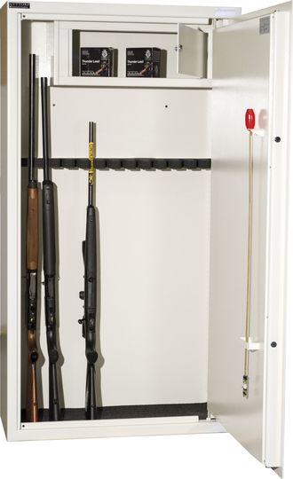 Qyttorp 50000-20,asekaappi 14 aseelle