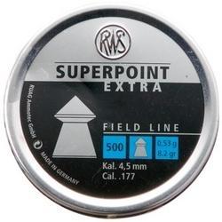 RWS Superpoint Extra 0,53g / 8,2gr ilma-aseluoti