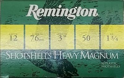 Remington Heavy Magnum 12/76