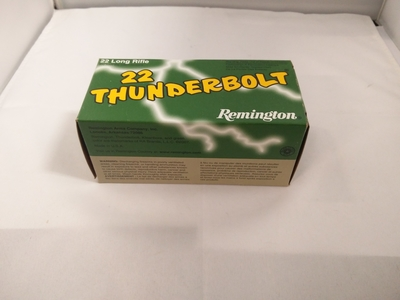Remington Thunderbolt .22 LR