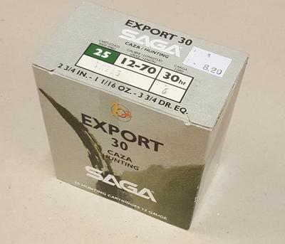 Saga Export 30 12/70 2,75 mm