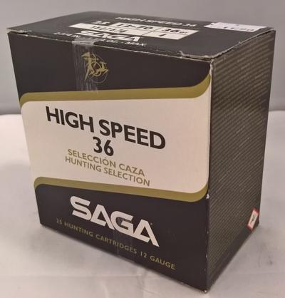 Saga High Speed 36g (25 kpl rasia) 12/70