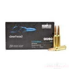 Sako 6,5 Creedmoor Deerhead 10,1g