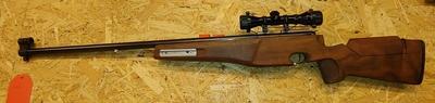 Sako P72, ampumahiihtopienoiskivääri, cal 22 LR, TT=2
