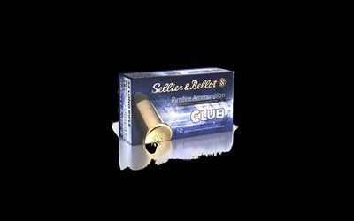 Sellier & Bellot .22LR Cub, 2.6g