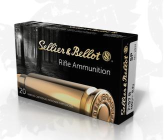Sellier & Bellot 7x57R 9,1g SP, 20 ptr Rasia