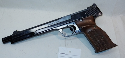 Smith & Wesson mod. 41-1, cal 22 Short, TT=3