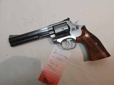 "Smith & Wesson mod. 686-2, 6"", cal. 357 magnum"