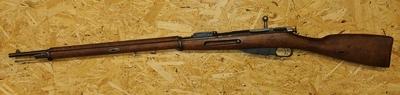 """Sotilaskivääri """"Lotta"""", cal 7,62x53R, TT=2"""