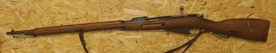 Sotilaskivääri M42, cal 7,62x53R, TT=2