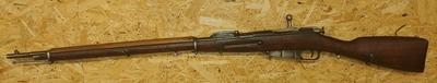 "Sotilaskivääri M91, ""suojeluskunta"", cal 7,62x53R, TT=2"