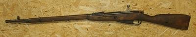 Sotilaskivääri M91-30, cal 7,62x53R, TT=2
