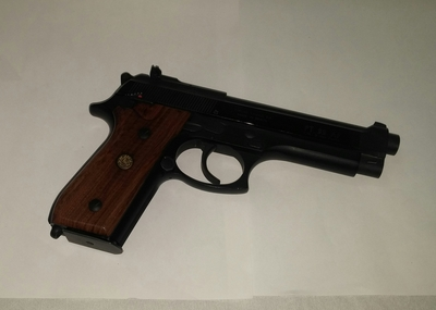 Taurus PT 99 AF, cal 9 mm para, TT=3