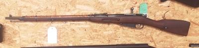 Tikkakoski Mosin Nagant M-30, cal 7,62x53R, TT=2