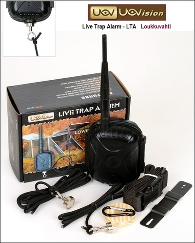 UOVision Live trap-loukkuvahti