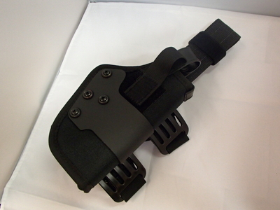 Uncle Mike's Dual Retention Tactical Holster