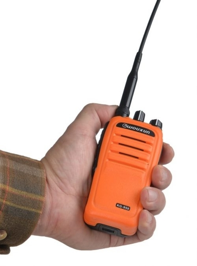 VHF Puhelin, Wouxun KG-959 Orange Moose edition