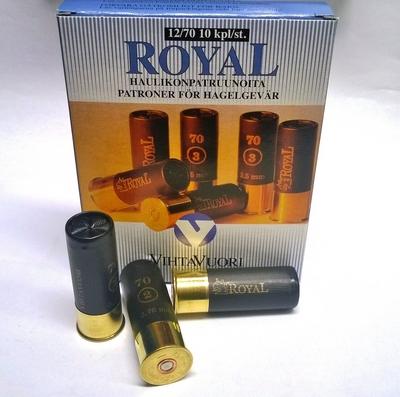 Vihtavuori Royal 35g (10kpl rasia) 12/70