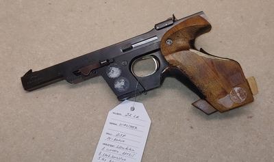 Walther GSP, cal .22LR, TT=3