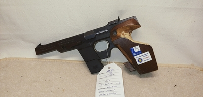Walther GSP, cal .32, TT=3