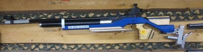 Walther LG 300, cal 4,5 mm, paineilmakivääri