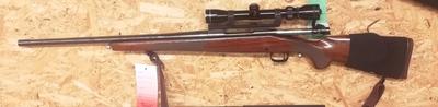 Winchester M70 XTR, cal .30-06, TT=2