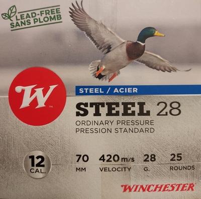 Winchester Steel 28, 25 kpl