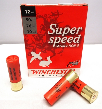 Winchester Super Speed GEN2 50g (10kpl rasia) 12/76
