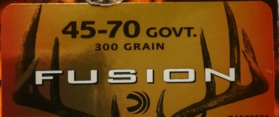 fusion cal 45-70