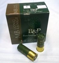 Baschieri & Pellagri MB Long Range 36g (25kpl rasia) 12/70