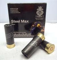 Gyttorp Steel Max Trap 24g 2,5mm #7 12/70 25kpl