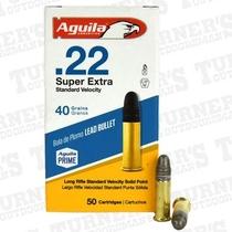 Aguila .22LR Super Extra
