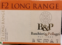 Baschieri & Pellagri F2 long range 28g (10kpl rasia) 20/70