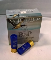 Baschieri & Pellagri Valle Steel 32g 3,3 mm (25kpl rasia) 12/70