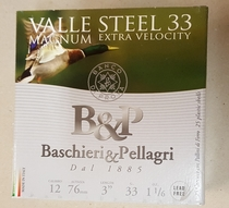 Baschieri & Pellagri Valle Steel 33 Magnum Extra Velocity  4/3,1 mm