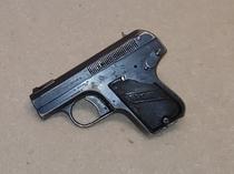 Bayard, cal 6,35, lupavapaa deco-ase