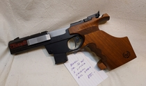 Benelli MP 90 S World Cup, cal .32, TT=3