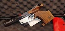 Benelli MP 90S, cal 22 LR, TT=3