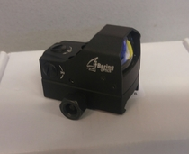 Bering Rubicon Waterproof Reflex Sight