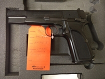 Browning HPMK3 9mm